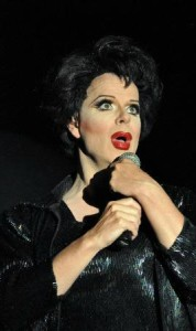 Christopher's Judy Garland is spectacular!