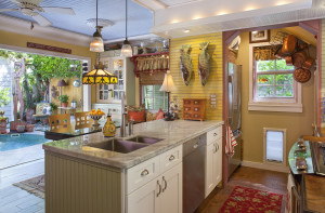It is all about Key West cottage charm!