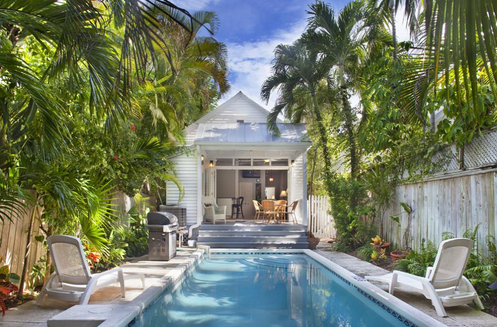 Backyard Paradise!