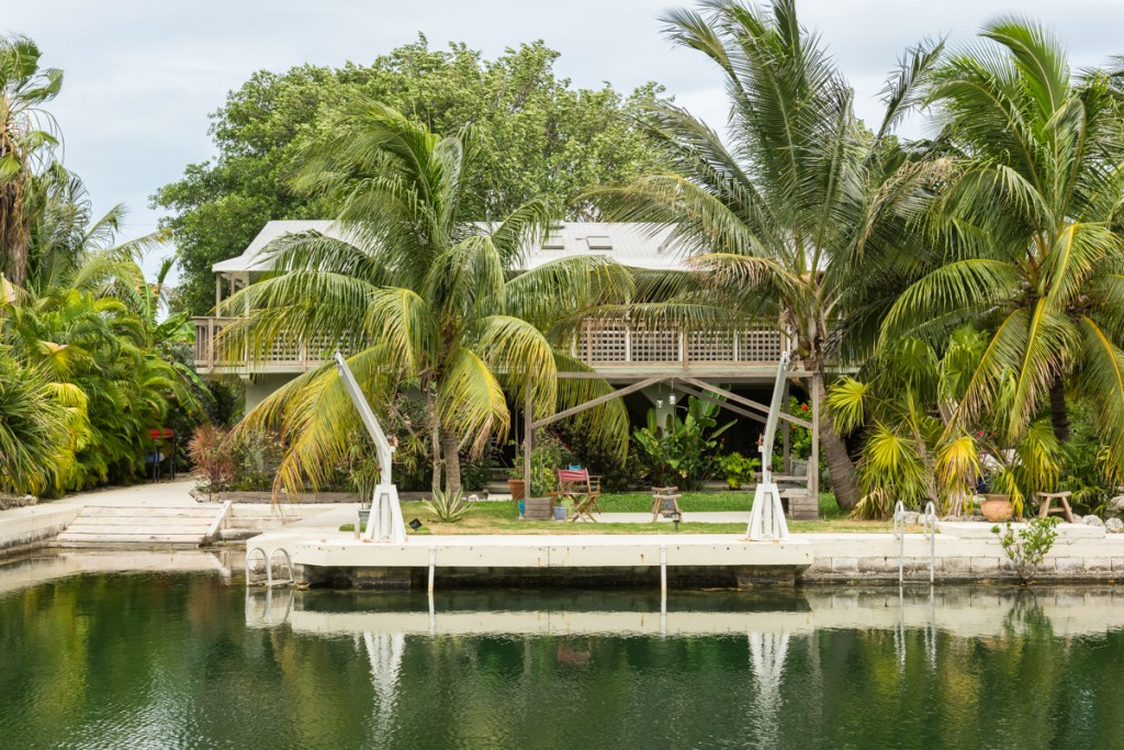 Tranquil waterfront living at its best.