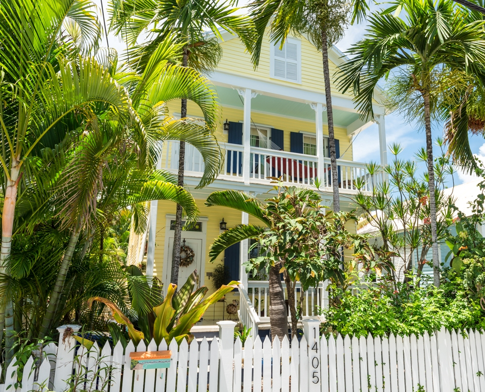 We love our new listing at 1405 Olivia Street in Key West.