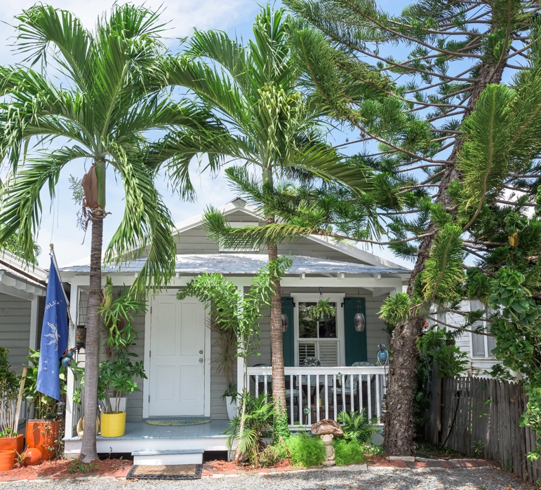 We love 1117 Grinnell Street #2 in Old Town Key West!