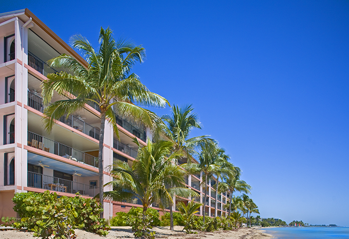 Key West Beach Club offers the best of island living.