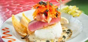 Keviche Tuna