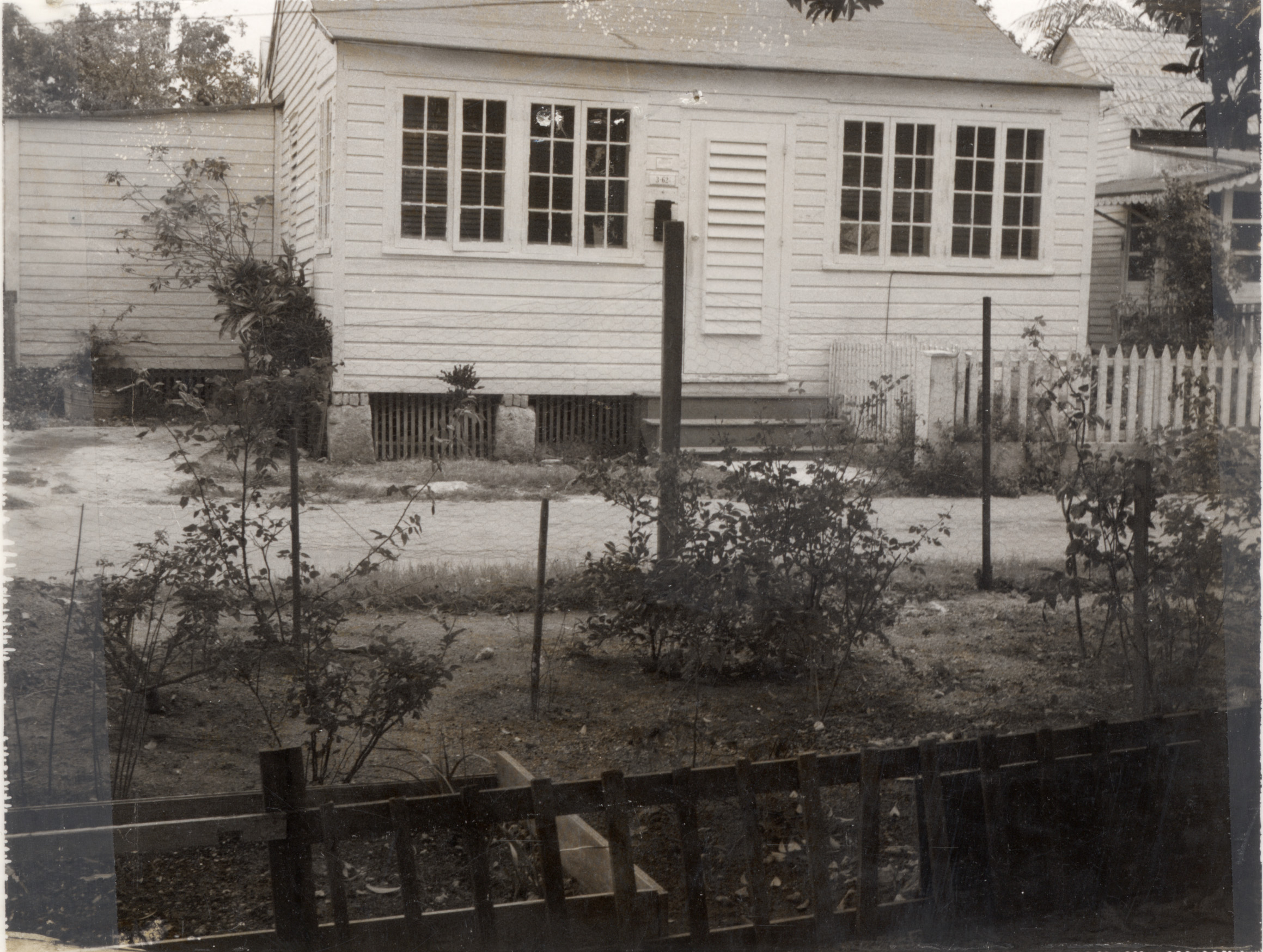 Photo taken by the Property Appraiser's office c1965; 1209 Knowles Lane; built 1920's; Gwynn Sub, Pt Tract 13