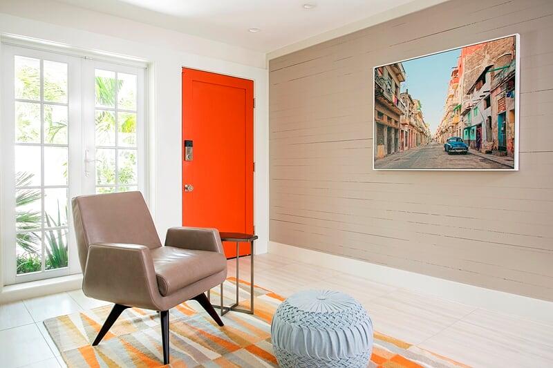 Orange Door 2